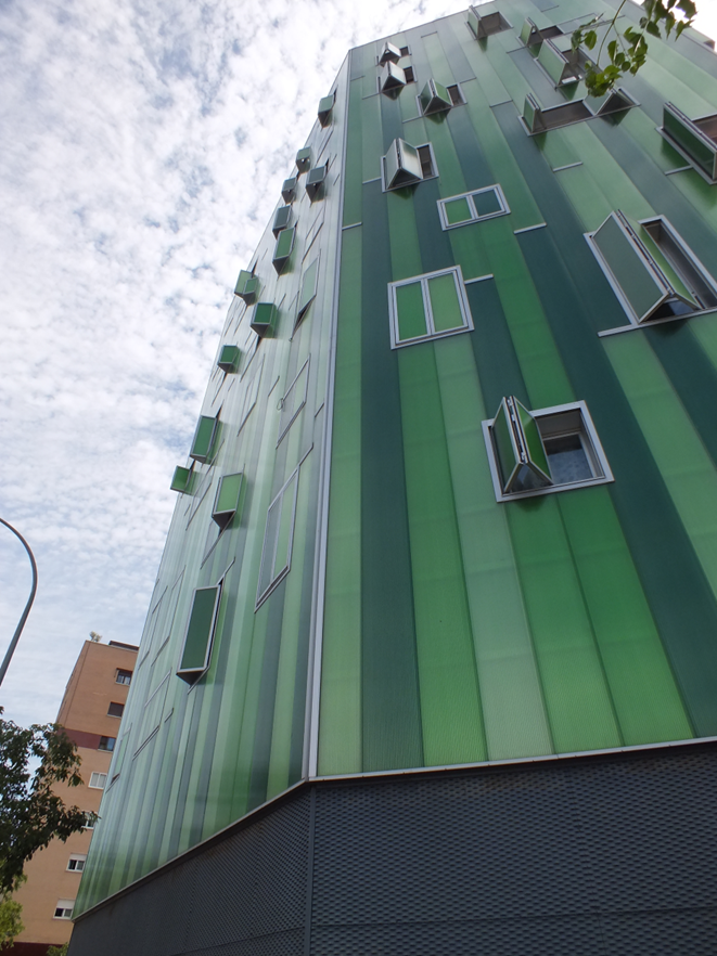 Housing Vallecas , Ensanche 5117, Madrid South, architects.png